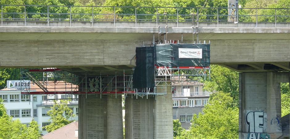 SBB-Brücke, Lorraine